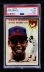 1954 Topps #94  Ernie Banks  Front Thumbnail