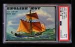 1955 Topps Rails & Sails #163   English Hoy Front Thumbnail