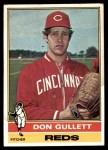 1976 Topps #390  Don Gullett  Front Thumbnail