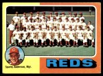 1975 Topps #531   -  Sparky Anderson Reds Team Checklist Front Thumbnail
