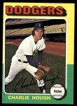 1975 Topps #71  Charlie Hough  Front Thumbnail