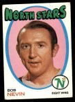 1971 Topps #44  Bob Nevin  Front Thumbnail