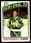1976 Topps #54  Bob Murdoch  Front Thumbnail