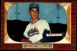 1955 Bowman #120  Ed Burtschy  Front Thumbnail