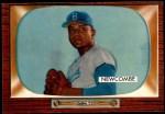 1955 Bowman #143  Don Newcombe  Front Thumbnail
