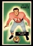 1955 Bowman #41  Ray Collins  Front Thumbnail