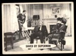 1966 Topps Superman #25   Saved by Superman Front Thumbnail