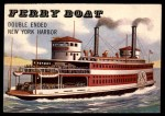 1955 Topps Rails & Sails #151   Ferry Boat Front Thumbnail