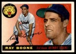 1955 Topps #65  Ray Boone  Front Thumbnail
