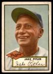 1952 Topps #395  Jake Pitler  Front Thumbnail