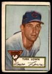 1952 Topps #330  Turk Lown  Front Thumbnail