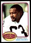 1976 Topps #9  Ernie Holmes  Front Thumbnail