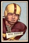 1952 Bowman Small #68  Wayne Robinson  Front Thumbnail