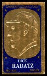 1965 Topps Embossed #48   Dick Radatz   Front Thumbnail