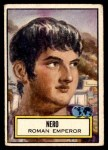 1952 Topps Look 'N See #110  Nero  Front Thumbnail