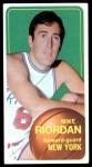1970 Topps #26  Mike Riordan   Front Thumbnail