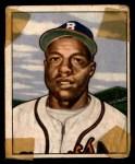 1950 Bowman #248  Sam Jethroe  Front Thumbnail