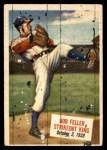 1954 Topps Scoop #27 xCOA  -  Bob Feller Bob Feller Strikeout King Front Thumbnail