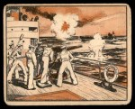 1939 Gum Inc. War News Pictures #103   British Freighter Fights Submarine Front Thumbnail