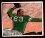 1950 Bowman #5  Y.A. Tittle  Front Thumbnail