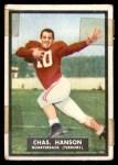 1951 Topps Magic #43  Charles Hanson  Front Thumbnail