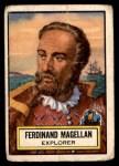 1952 Topps Look 'N See #48  Magellan  Front Thumbnail