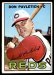1967 Topps #292  Don Pavletich  Front Thumbnail