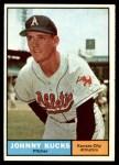 1961 Topps #94  Johnny Kucks  Front Thumbnail