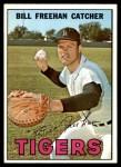 1967 Topps #48  Bill Freehan  Front Thumbnail