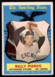 1959 Topps #572   -  Bill Pierce All-Star Front Thumbnail