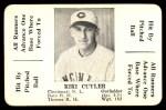 1936 S&S Game  Kiki Cuyler  Front Thumbnail
