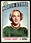 1976 O-Pee-Chee NHL #49  Pierre Jarry  Front Thumbnail