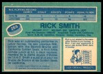 1976 O-Pee-Chee NHL #269  Rick Smith  Back Thumbnail