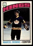 1976 O-Pee-Chee NHL #91  Marcel Dionne  Front Thumbnail
