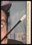 1966 Topps Batman Color #6   Bruce Wayne & Dick Grayson Back Thumbnail