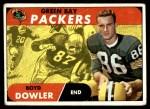 1968 Topps #105  Boyd Dowler  Front Thumbnail