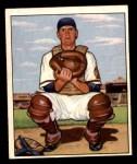 1950 Bowman #56  Del Crandall  Front Thumbnail