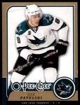 2008 O-Pee-Chee #22  Joe Pavelski   Front Thumbnail