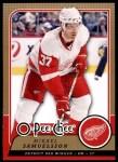 2008 O-Pee-Chee #114  Mikael Samuelsson  Front Thumbnail