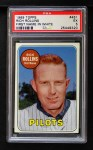 1969 Topps #451 WN Rich Rollins  Front Thumbnail