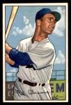 1952 Bowman #86  Cal Abrams  Front Thumbnail