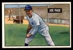1951 Bowman #217  Joe Page  Front Thumbnail