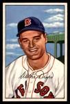1952 Bowman #169  Walt Dropo  Front Thumbnail