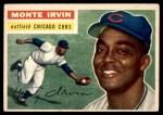 1956 Topps #194  Monte Irvin  Front Thumbnail