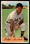 1954 Bowman #103 OF Steve Souchock  Front Thumbnail