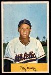1954 Bowman #83  Ray Murray  Front Thumbnail