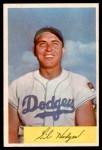 1954 Bowman #138 ALL Gil Hodges  Front Thumbnail