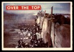 1956 Topps Davy Crockett Green Back #69   Over the Top  Front Thumbnail