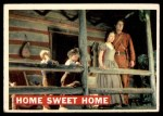 1956 Topps Davy Crockett #24   Home Sweet Home  Front Thumbnail