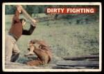 1956 Topps Davy Crockett #37   Dirty Fighting  Front Thumbnail